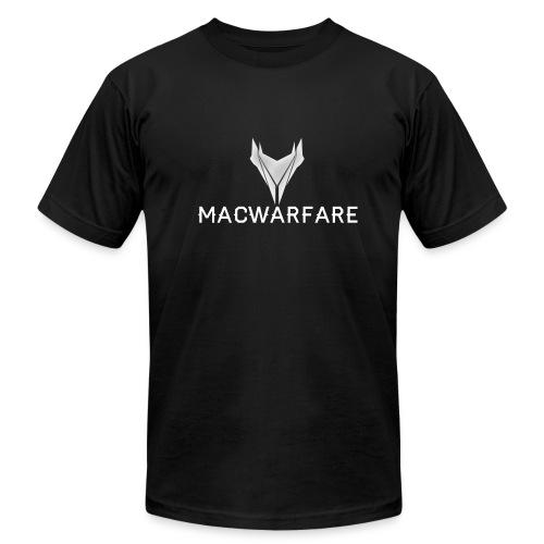 MacWarfare Channel Logo - Men's Fine Jersey T-Shirt
