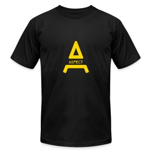Limited Edition Gold Aspect Logo Sweatshirt - Men's Fine Jersey T-Shirt