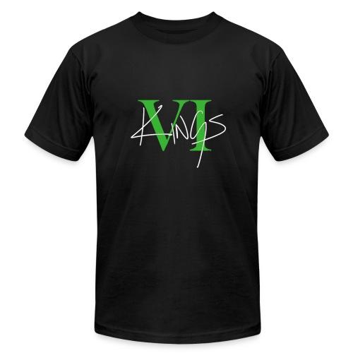 VI Kings Green/White - Men's  Jersey T-Shirt