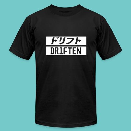 Driften Apparel - Original Bars - Men's  Jersey T-Shirt