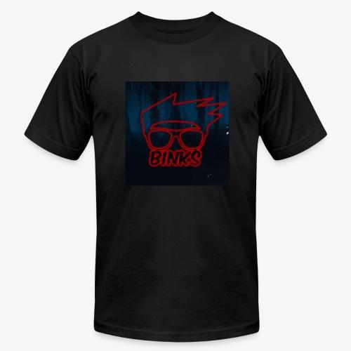 Binks Upside Down - Men's Fine Jersey T-Shirt