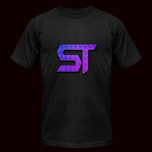 SatireTravesty Logo - Men's Fine Jersey T-Shirt