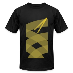 Rising Break The Cycle Gold fury - Men's Fine Jersey T-Shirt
