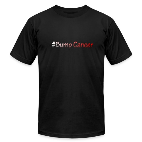 Bump Cancer march 19 2017 - Men's Fine Jersey T-Shirt