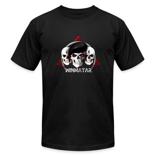 WINMATAR. - Men's Fine Jersey T-Shirt