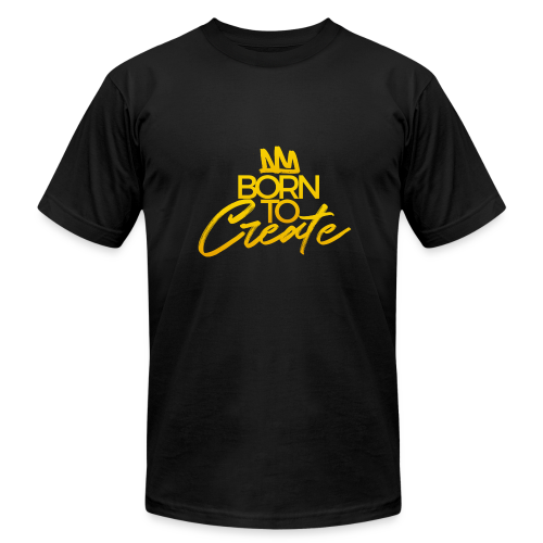 Born To Create - Men's  Jersey T-Shirt