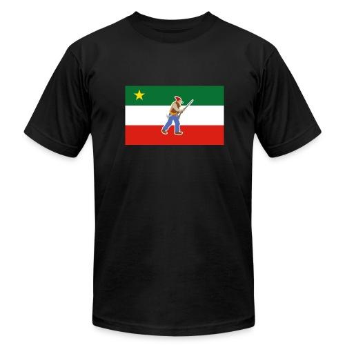 Vest of the Patriots - Men's  Jersey T-Shirt