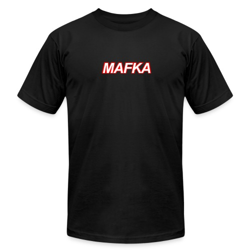 MAFKA - Men's Fine Jersey T-Shirt