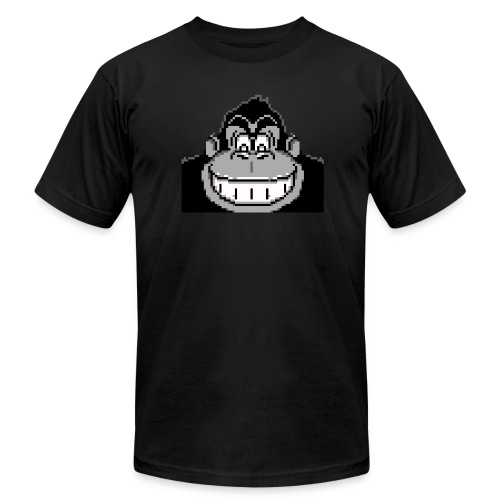 Monkey boss - Men's Fine Jersey T-Shirt