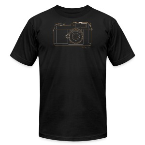 Camera Sketches - Epson RD1 - Men's T-Shirt by American Apparel
