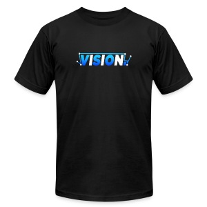 Vision Long-sleeve and T - Shirt - Men's T-Shirt by American Apparel