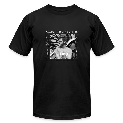 B&W - Men's Fine Jersey T-Shirt