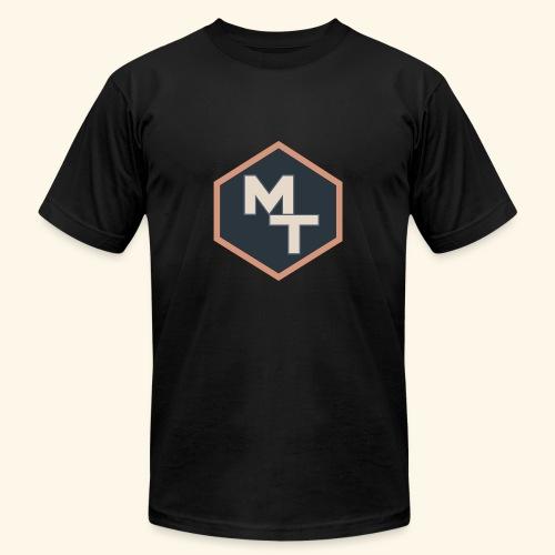 Maximum Tips Logo - Men's Fine Jersey T-Shirt