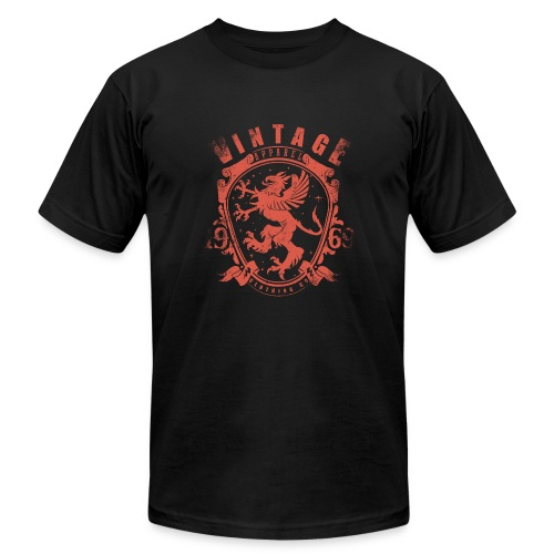 Lion Shield - Men's Fine Jersey T-Shirt