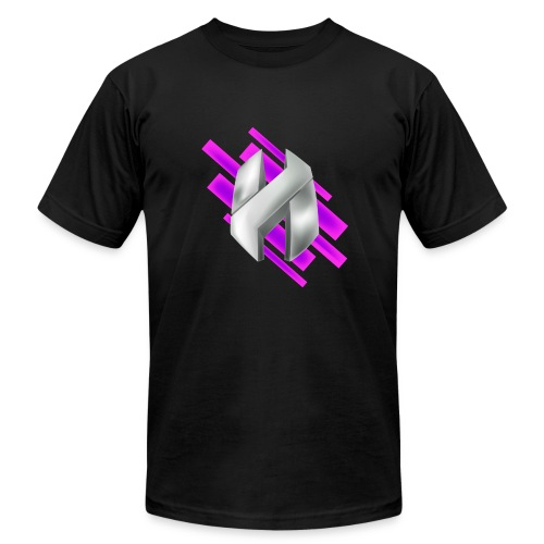 Abstract Purple - Men's Fine Jersey T-Shirt