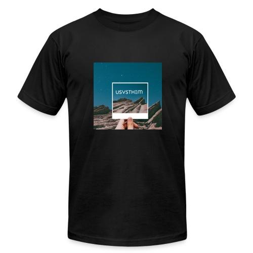 Views POLAROID SERIES - Men's Fine Jersey T-Shirt