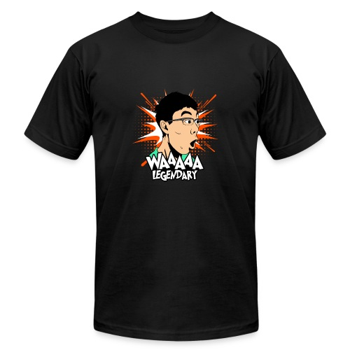 x3TheAran59 WAAAA LEGENDARY Apparel - Men's  Jersey T-Shirt