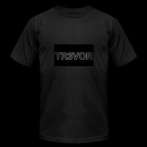 TR3VOR DESIGN - Men's Fine Jersey T-Shirt