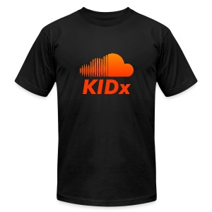 SOUNDCLOUD RAPPER KIDx - Men's Fine Jersey T-Shirt