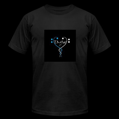 the music within logo - Men's Fine Jersey T-Shirt
