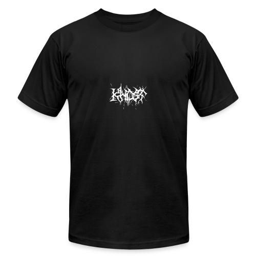 KHOST WHITE LETTERING - Men's Fine Jersey T-Shirt