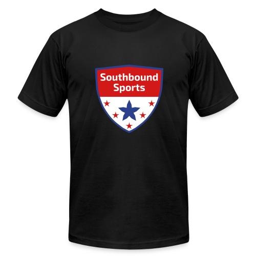 Southbound Sports Crest Logo - Men's  Jersey T-Shirt