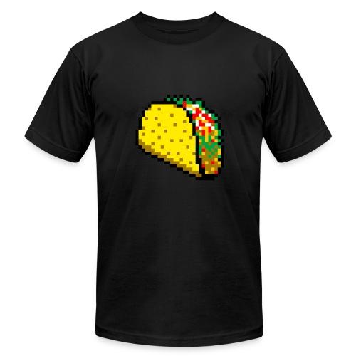8bit Taco - Men's Fine Jersey T-Shirt