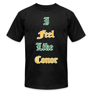 I Feel Like Conor - Men's Fine Jersey T-Shirt