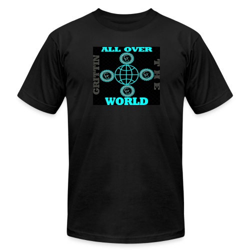 Gritter Gear - Men's  Jersey T-Shirt