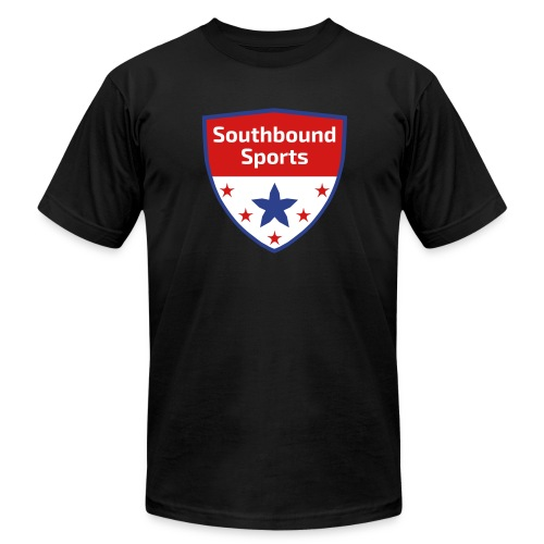 Southbound Sports Crest Logo - Men's Fine Jersey T-Shirt