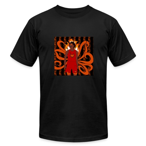 De'aaron Fox Nine Tails - Men's Fine Jersey T-Shirt