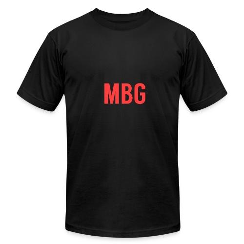 Fire case - Men's Fine Jersey T-Shirt