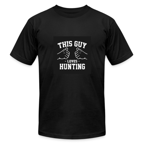Hunting - Men's Fine Jersey T-Shirt