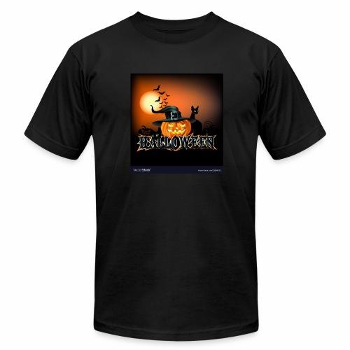 happy halloween - Men's  Jersey T-Shirt