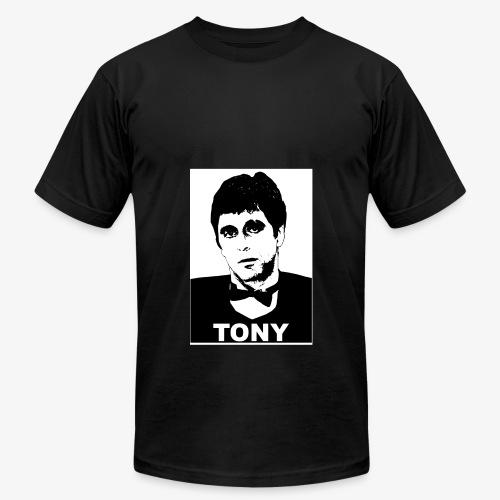 Tony Montana - Men's Fine Jersey T-Shirt