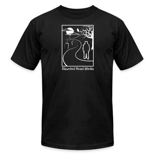 Haunted Road Media Logo Tshirt - Men's Fine Jersey T-Shirt