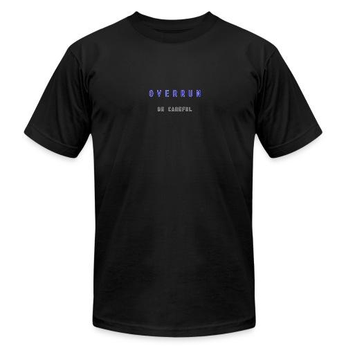 OVERRUN - Men's Fine Jersey T-Shirt