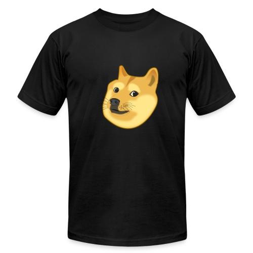 EL PERRITUUUUU - Men's Fine Jersey T-Shirt
