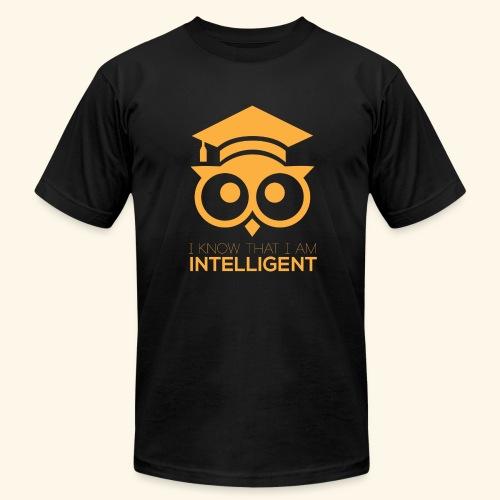 Intelligent Design Shirt - Men's Fine Jersey T-Shirt