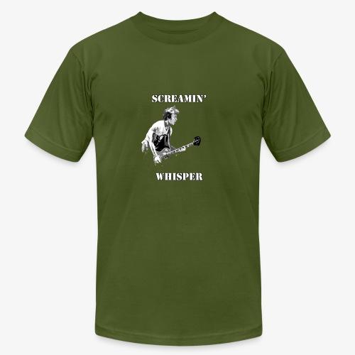 Screamin' Whisper Filth Design - Men's  Jersey T-Shirt