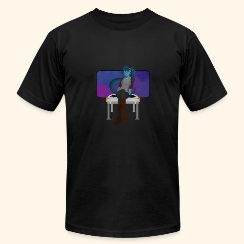 Alien Girlfriend T-Shirt - Men's Fine Jersey T-Shirt