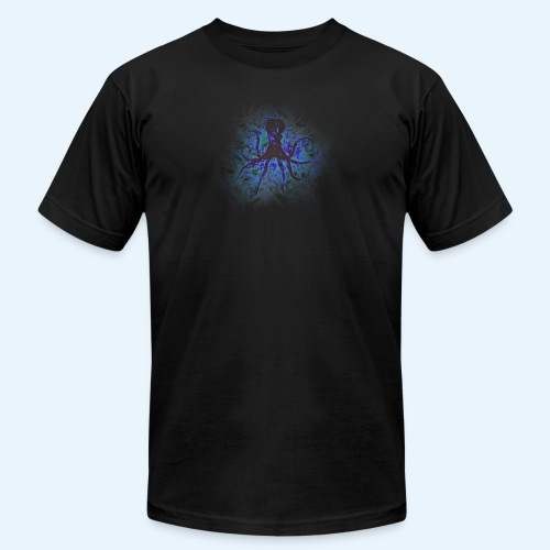 Octopus darklight - Men's Fine Jersey T-Shirt