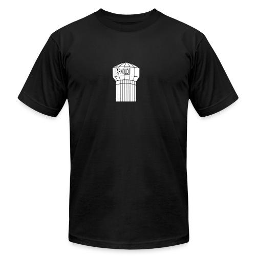 Arnold water tower - Men's  Jersey T-Shirt