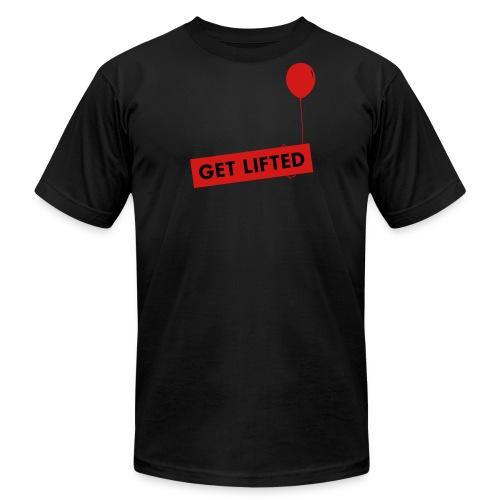 Get Lifted - Men's Fine Jersey T-Shirt