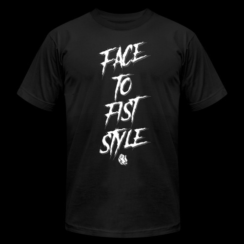 Face To Fist Style - Men's Fine Jersey T-Shirt