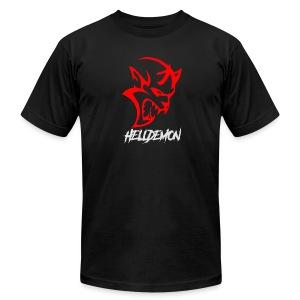 HELLDEMON - Men's Fine Jersey T-Shirt
