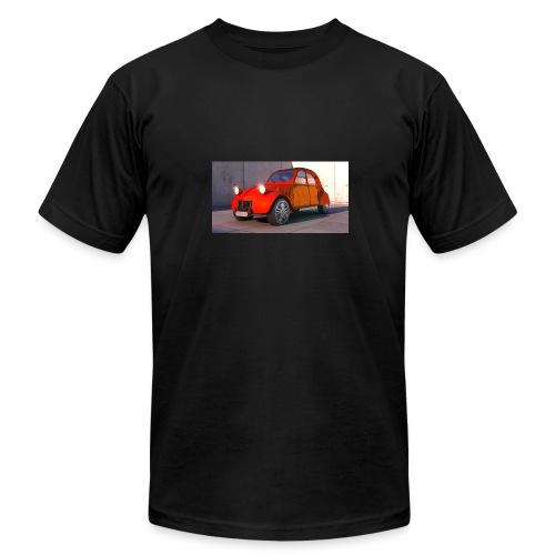 Y C 2 - Men's Fine Jersey T-Shirt
