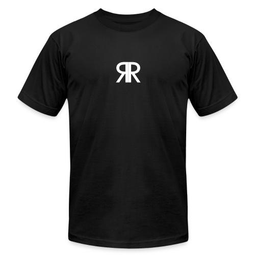 Rainfall Logo White - Men's Fine Jersey T-Shirt