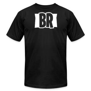 Battle Royale Logo - Men's Fine Jersey T-Shirt