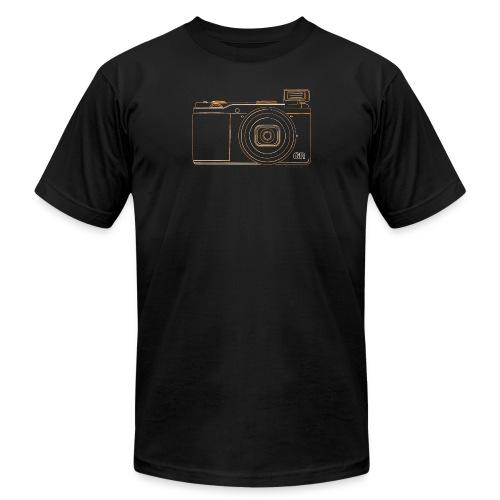 GAS - Ricoh GR - Men's Fine Jersey T-Shirt